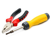 Electrician Harrisdale - Pliers and Screwdriver